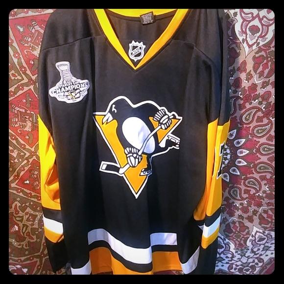 c0e298d4 Mr Wilson Shirts | Pittsburgh Penguins Sidney Crosby Jersey 3xl ...